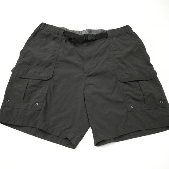 Croft & Barrow Other - Croft & Barrow Nylon Cargo Utility Shorts Size 40